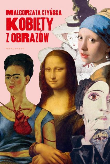 Kobiety z obrazów - Małgorzata Czyńska | okładka