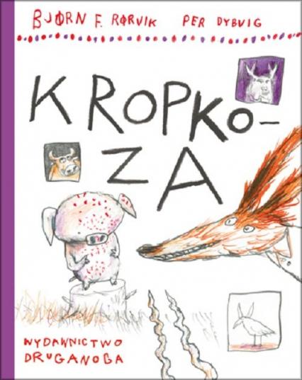 Kropkoza - Rorvik Bjorn F. | okładka