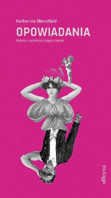 Opowiadania wybrane - Katherine Mansfield | okładka
