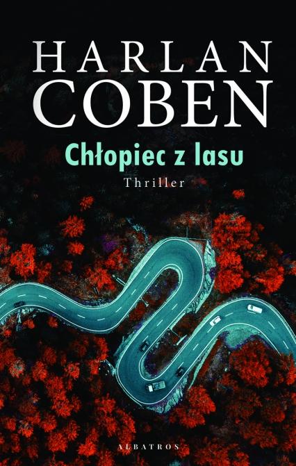Chłopiec z lasu - Harlan Coben | okładka