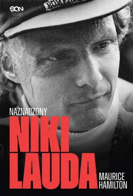 Niki Lauda Naznaczony - Maurice Hamilton | okładka