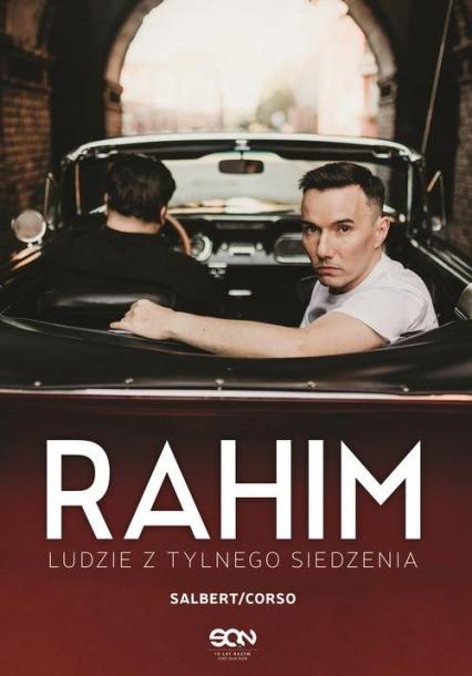 Rahim Ludzie z tylnego siedzenia - Salbert Sebastian, Corso Przemysław | okładka
