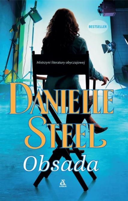 Obsada Wielkie Litery - Danielle Steel   okładka