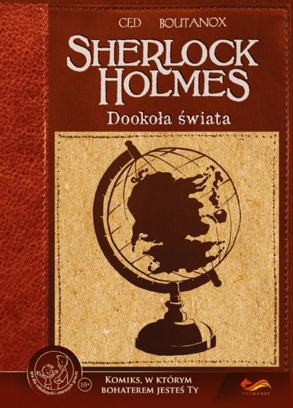 Sherlock Holmes. Dookoła świata -  | okładka