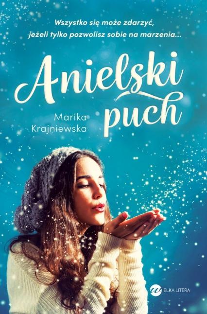 Anielski puch - Marika Krajniewska | okładka