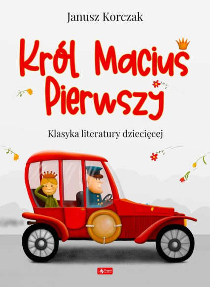 Król Maciuś I - Janusz Korczak | okładka