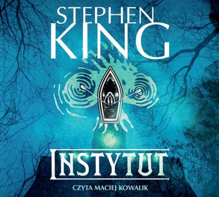 Instytut CD - Stephen King   okładka