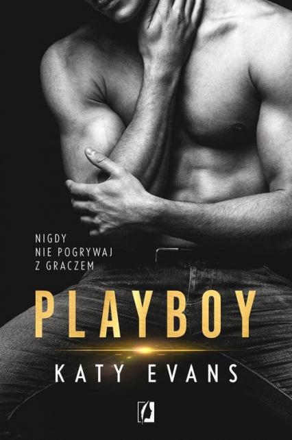 Manwhore Tom 5 Playboy - Katy Evans | okładka