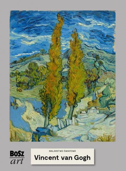 Vincent van Gogh Malarstwo światowe -    okładka