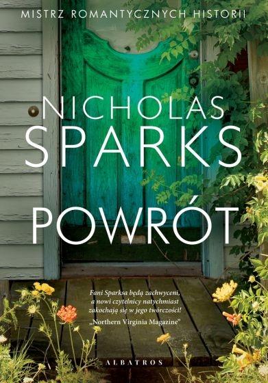 Powrót - Nicholas Sparks | okładka