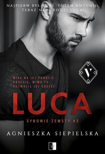 Luca - Agnieszka Siepielska | okładka