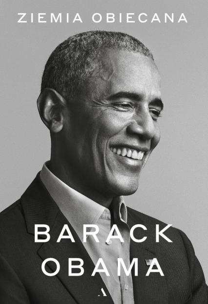 Ziemia obiecana - Barack Obama   okładka