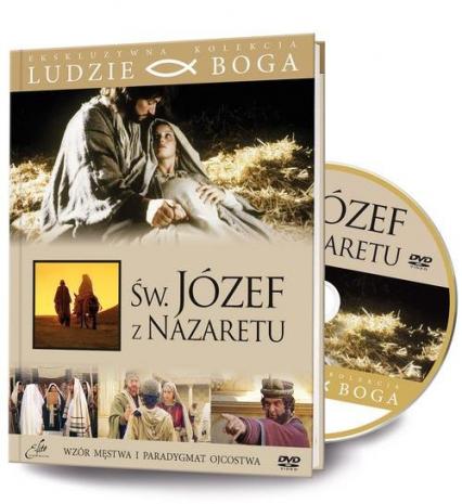Święty Józef z Nazaretu - Raffaele Mertes | okładka