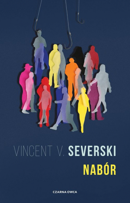 Nabór - Severski Vincent V. | okładka