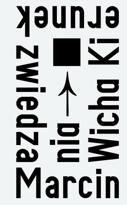 Kierunek zwiedzania - Marcin Wicha | okładka