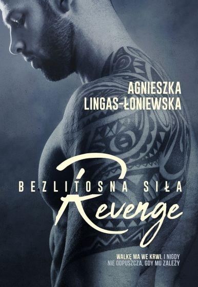 Revenge. Bezlitosna siła. Tom 5 - Agnieszka Lingas-Łoniewska | okładka
