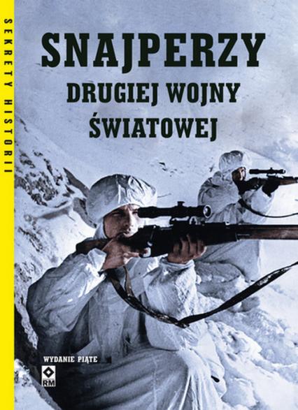 Snajperzy Drugiej Wojny Światowej -  | okładka