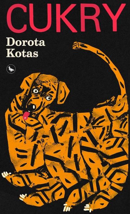 Cukry - Dorota Kotas | okładka