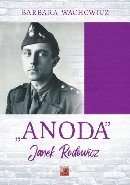 ANODA Janek Rodowicz - Barbara Wachowicz | okładka