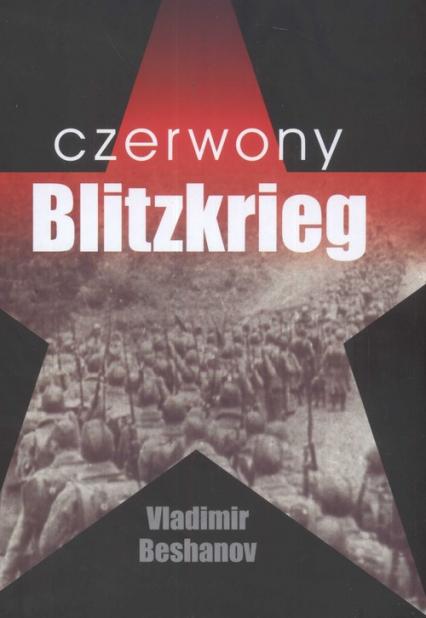 Czerwony Blitzkrieg - Vladimir Beshanov   okładka
