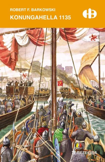 Konungahella 1135 - Barkowski Robert F.   okładka
