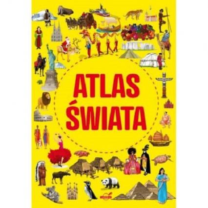 Atlas świata -    okładka