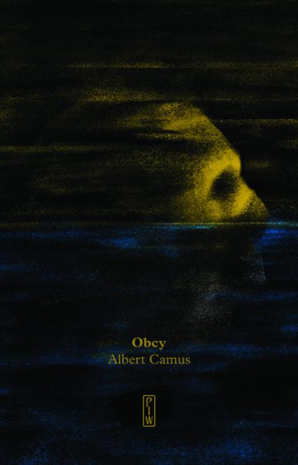 Obcy - Albert Camus | okładka