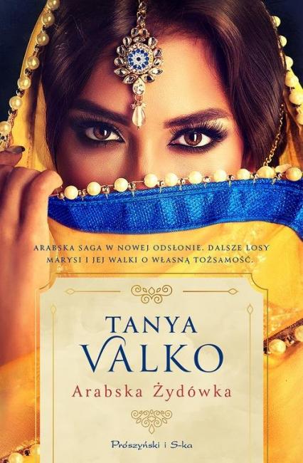 Arabska Żydówka - Tanya Valko | okładka