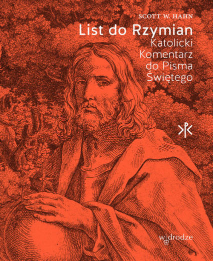 List do Rzymian katolicki Komentarz do Pisma Świętego - Hahn Scott W. | okładka