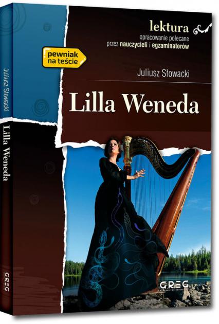 Lilla Weneda - Juliusz Słowacki | okładka