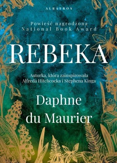 Rebeka - Daphne du Maurier | okładka