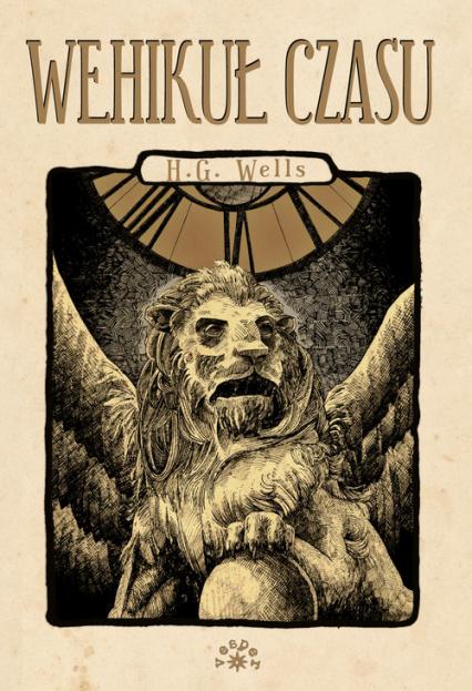 Wehikuł czasu - Wells Herbert George   okładka