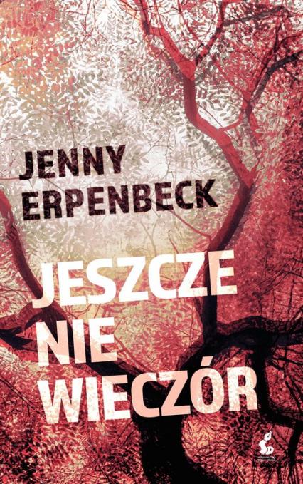 Jeszcze nie wieczór - Jenny Erpenbeck | okładka
