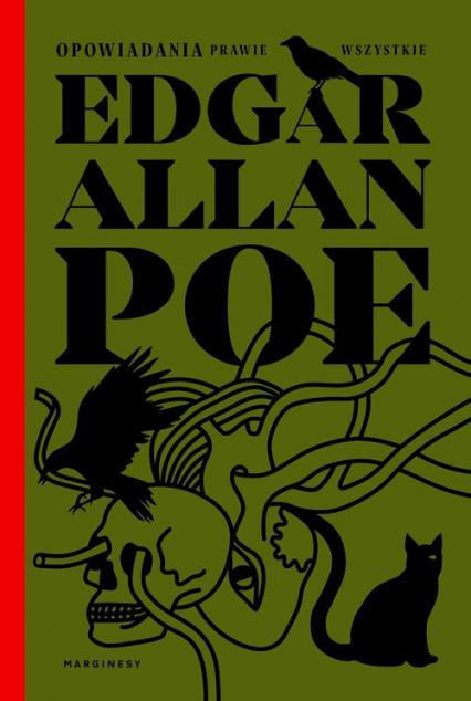 Opowiadania prawie wszystkie - Poe Edgar Allan | okładka