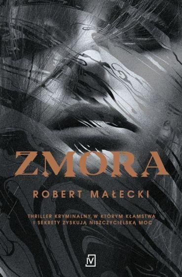 Zmora - Robert Małecki | okładka