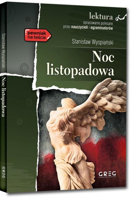 Noc listopadowa - Stanisław Wyspiański | okładka