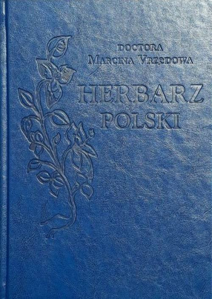 Herbarz polski Marcina z Urzędowa - Marcin Urzędów | okładka
