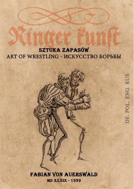 Ringer Kunst - von Auerswald Fabian   okładka