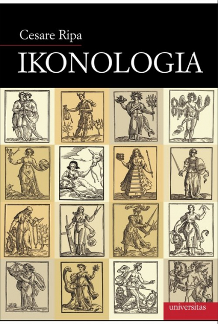 Ikonologia - Cesare Ripa   okładka