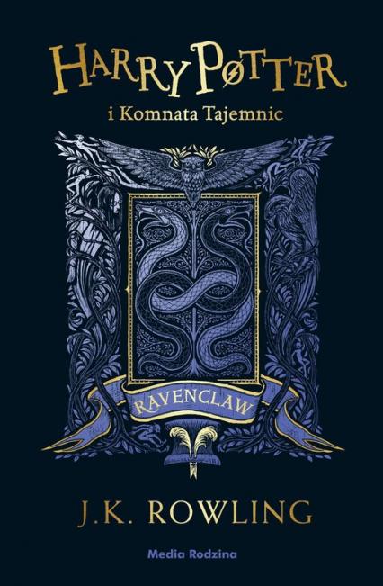 Harry Potter i Komnata Tajemnic (Ravenclaw) - Rowling Joanne K. | okładka