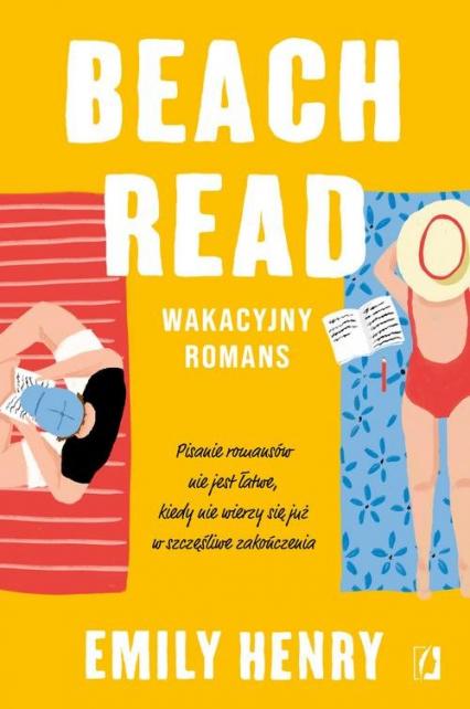 Beach Read - Emily Henry   okładka