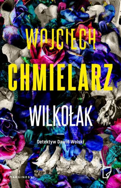 Wilkołak - Wojciech Chmielarz | okładka