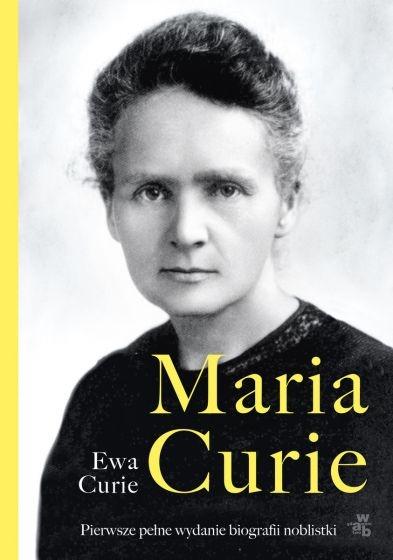 Maria Curie  - Ewa Curie | okładka