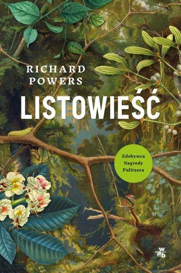 Listowieść - Richard Powers   okładka