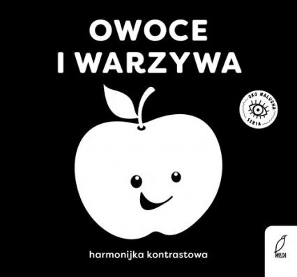 Owoce i warzywa Harmonijka kontrastowa -    okładka