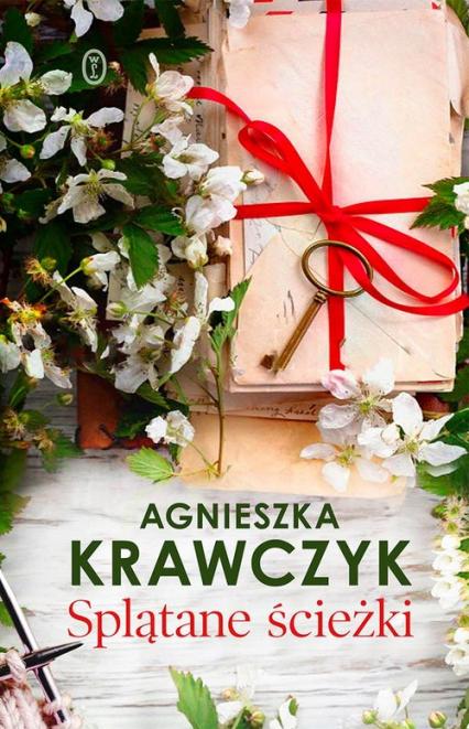 Splątane ścieżki - Agnieszka Krawczyk | okładka