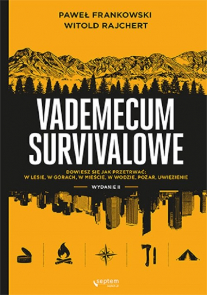 Vademecum survivalowe - Frankowski Paweł, Rajchert Witold | okładka