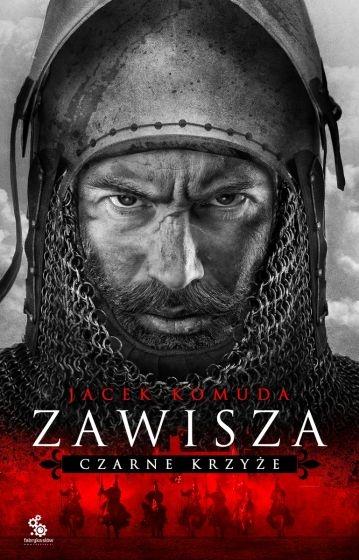 Zawisza. Czarne Krzyże  - Jacek Komuda   okładka