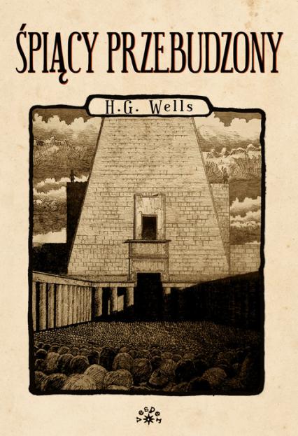 Śpiący przebudzony - Wells Herbert George | okładka