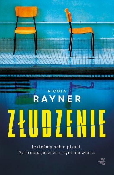Złudzenie - Nicola Rayner   okładka